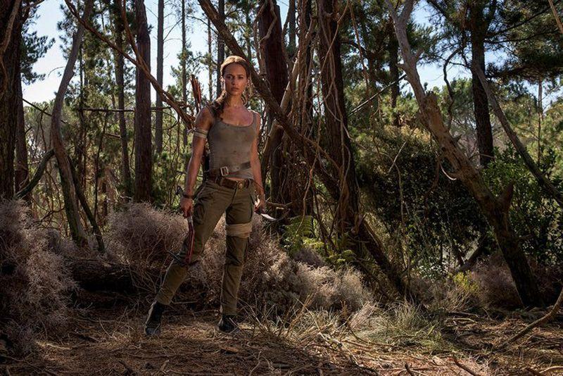 """""""Tomb Raider"""": Sinopsis oficial y primeras imágenes oficiales"""