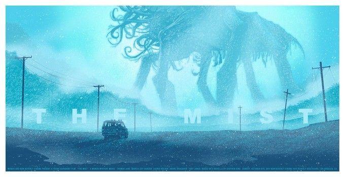 """""""La Niebla"""": Tráiler de la adaptación televisiva del relato de Stephen King"""