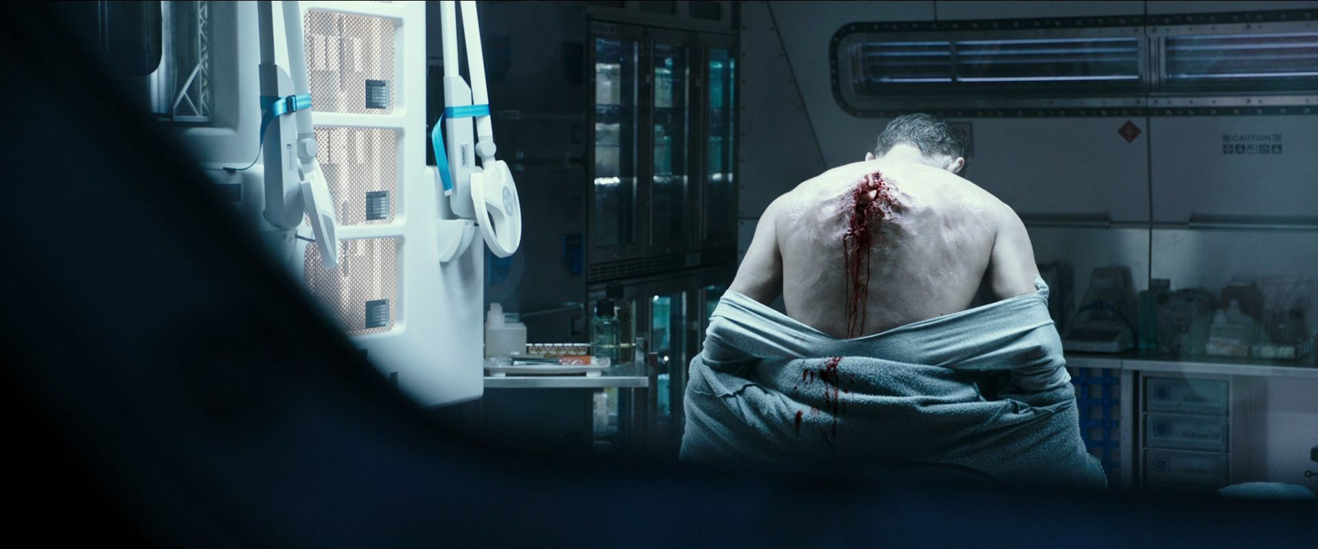 """""""Alien Covenant"""": Un par de nuevas promos a lo """"found footage"""""""