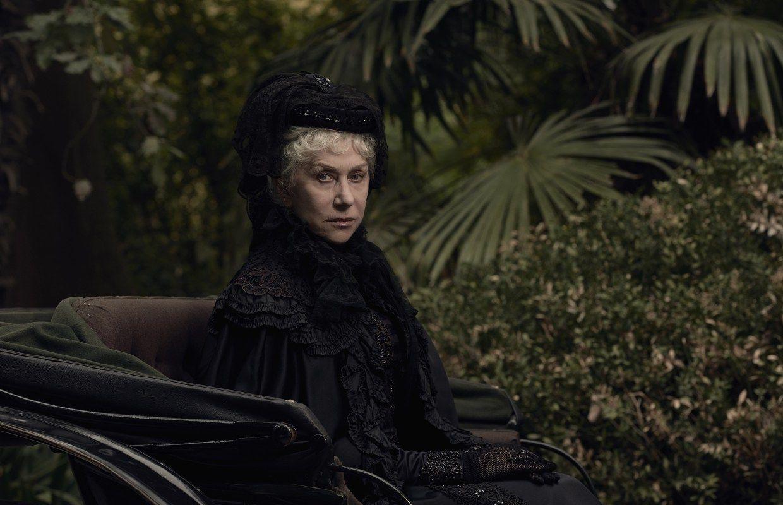 """Winchester"": Primera imagen de Helen Mirren y sinopsis oficial"