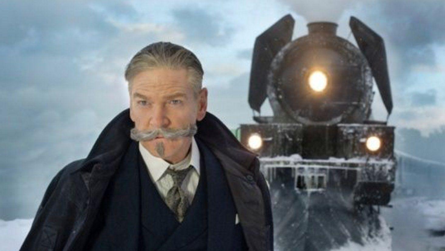 """""""Asesinato en el Orient Express"""": Primeras 25 imágenes del remake"""