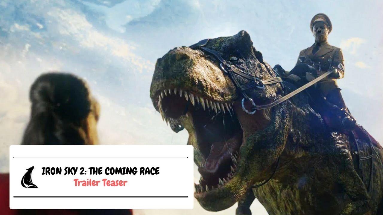 """Iron Sky: The Coming Race"": Nuevo tráiler oficial de la película"
