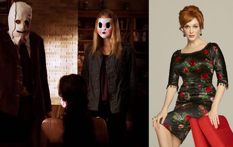 """""""Los Extraños 2"""": Christina Hendricks encabezará el reparto de la película"""