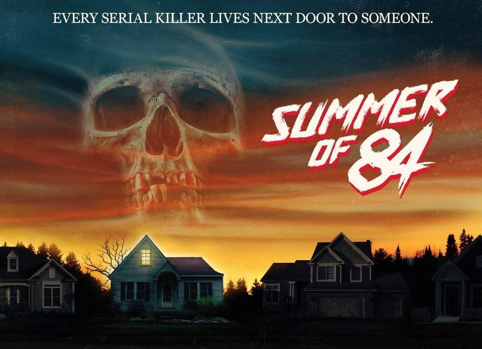 """""""Summer of 84"""": Un par de pósters de lo nuevo de los directores de """"Turbo Kid"""""""