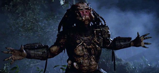 """""""The Predator"""": Nuevo póster promocional de la película de Shane Black"""