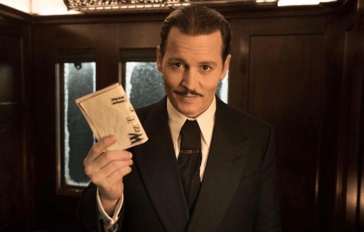 """""""Asesinato en el Orient Express"""": Primer trailer y póster oficial de la película"""