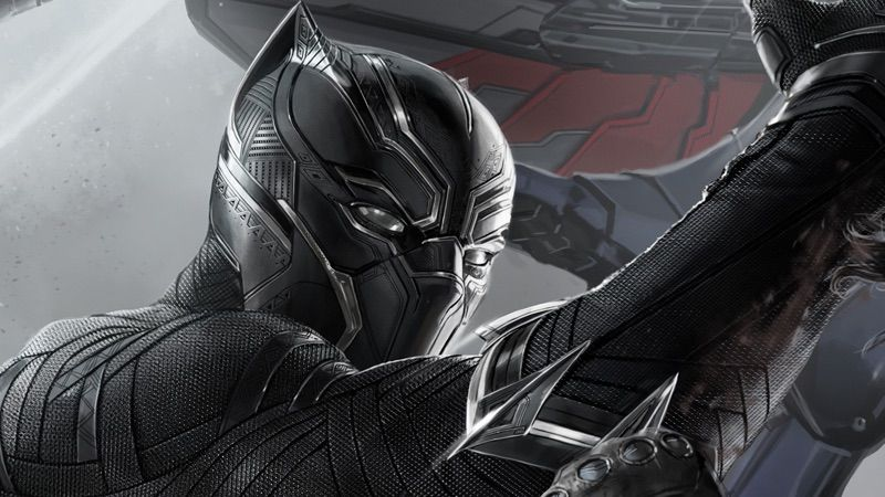 """""""Pantera Negra"""": Primer póster oficial (y en unas horas tendremos el tráiler)"""