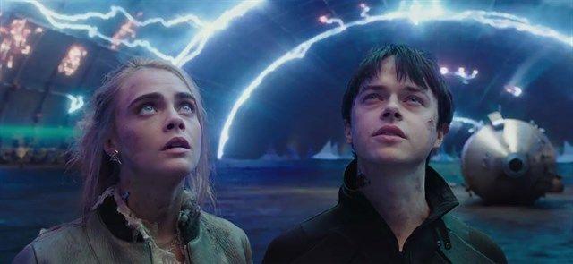 """""""Valerian y la Ciudad de los Mil Planetas"""": Un nuevo spot oficial"""