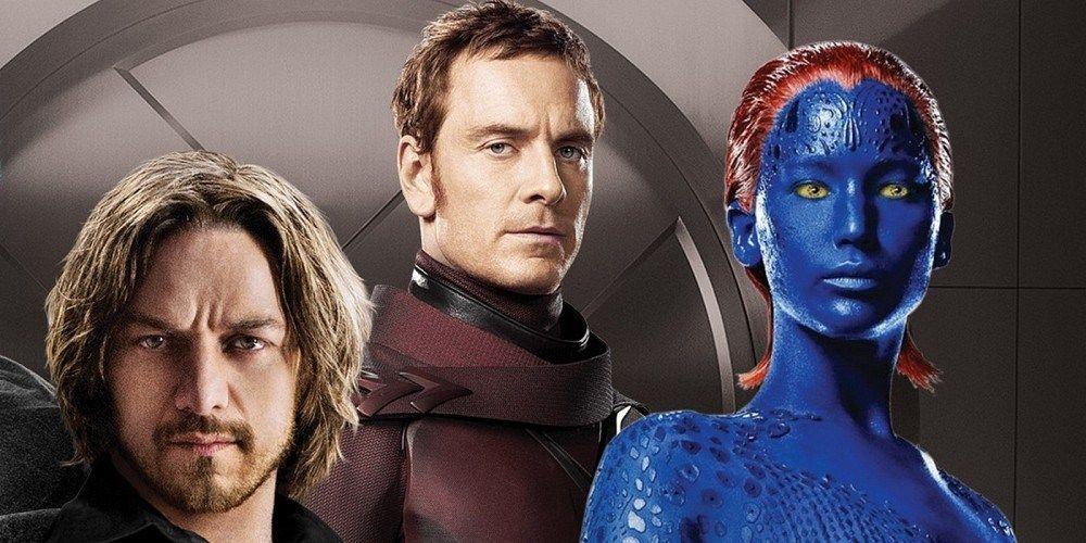 """Fassbender, McAvoy y Lawrence estarán en """"X-Men: Dark Phoenix"""""""
