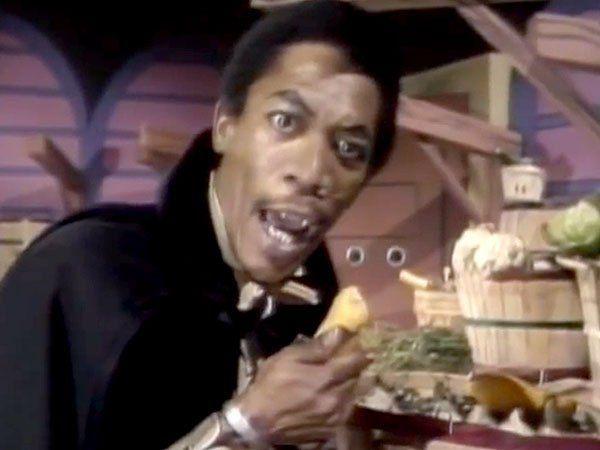 El día que Morgan Freeman interpretó a un vampiro vegetariano