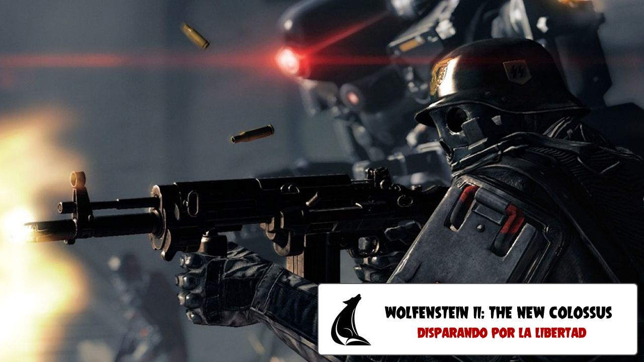 """Wolfenstein II: The New Colossus"" se deja ver en un nuevo vídeo"