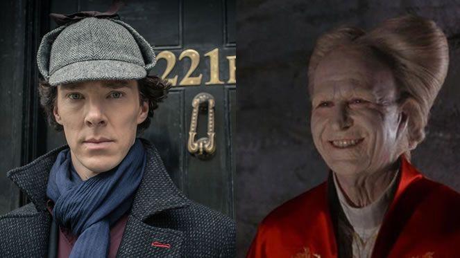 """""""Sherlock"""": Sus creadores preparan una nueva serie sobre """"Drácula"""""""