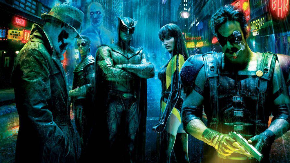 """""""Watchmen"""": La HBO negocia con Damon Lindelof para adaptarla a tv"""