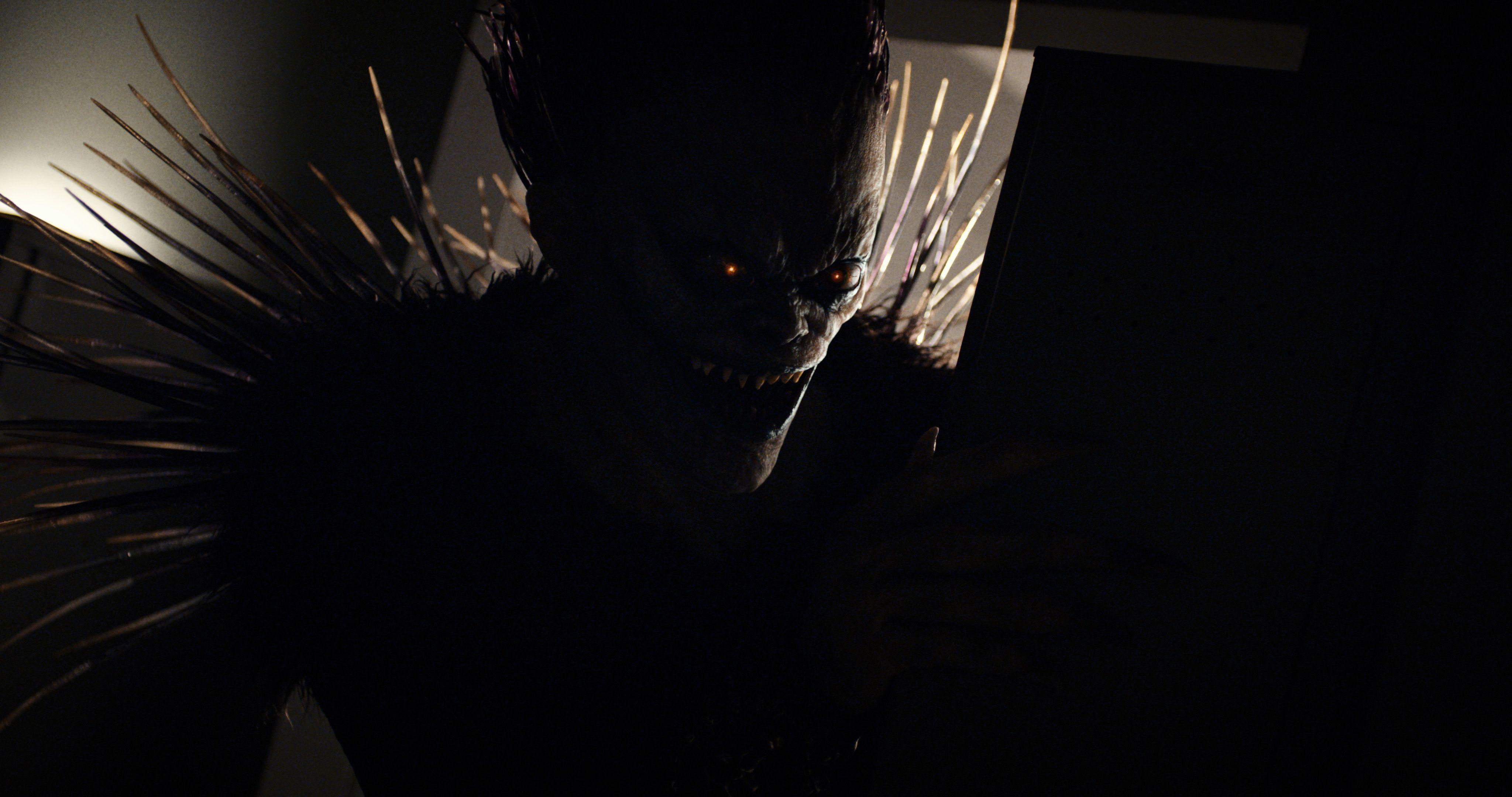 """""""Death Note"""": Tráiler español y nuevas imágenes de la película"""