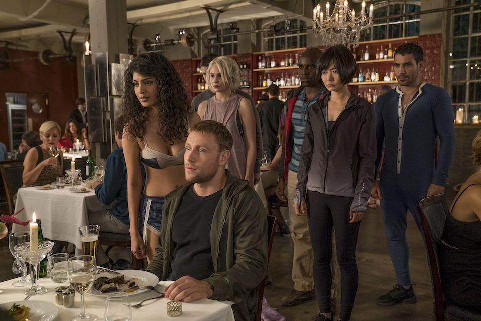 """""""Sense8"""": Netflix da luz verde a un final de dos horas para la serie"""