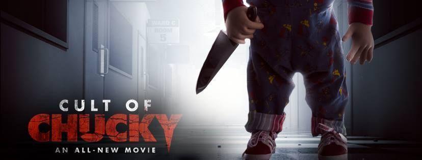 """""""Cult of Chucky"""": Primera imagen oficial y póster de la película"""