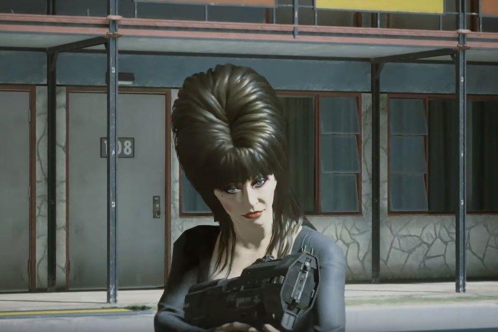 """Elvira se deja ver en el nuevo tráiler de """"Call of Duty: Infinite Warfare Absolute"""""""