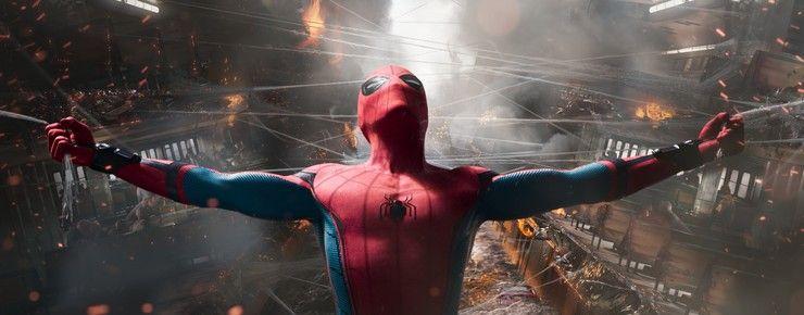 """""""Spiderman: Homecoming"""" arrasa en su estreno en todo el mundo"""