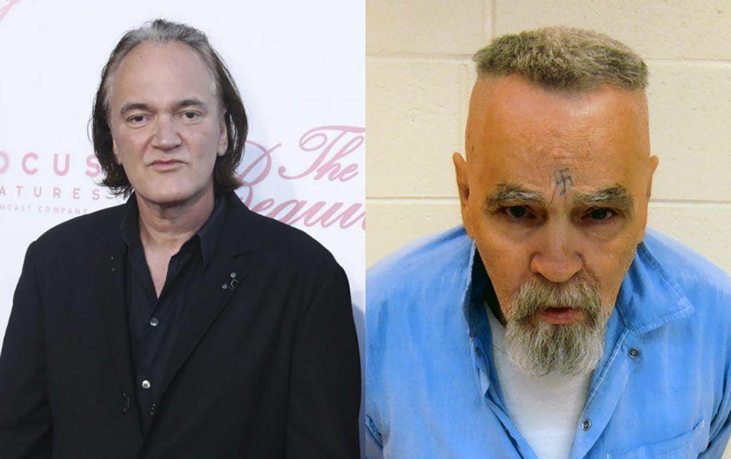 Tarantino rodará un título sobre los crímenes de Charles Manson