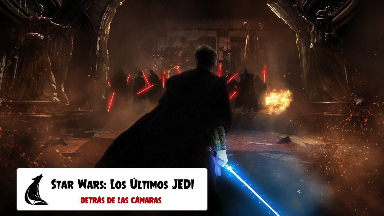 """""""Star Wars: Los Últimos Jedi"""": Detrás de las cámaras y pósters de personajes"""