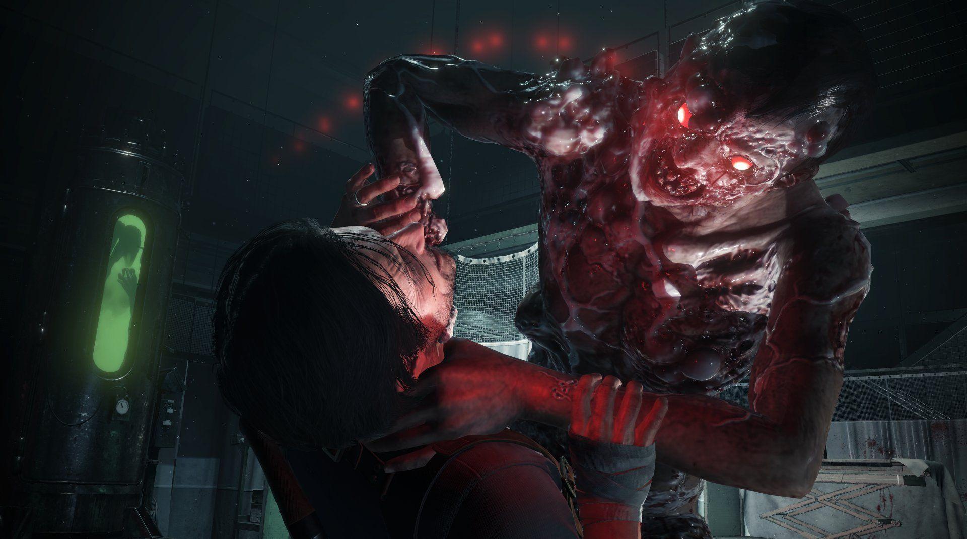 """""""The Evil Within 2"""": Nuevo tráiler y un trío de imágenes del juego"""