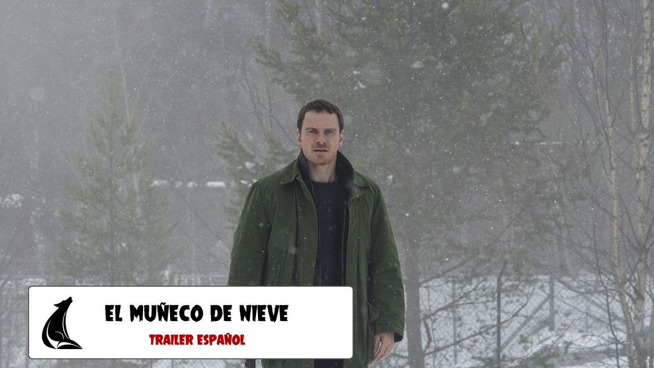 """""""El Muñeco de Nieve"""": Tráiler español del título con Michael Fassbender"""