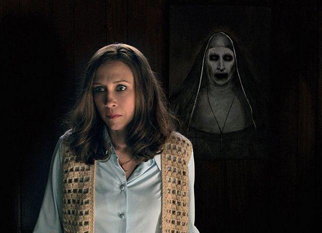 """""""The Nun"""" ha mostrado un primer teaser tráiler en la Comic-Con"""