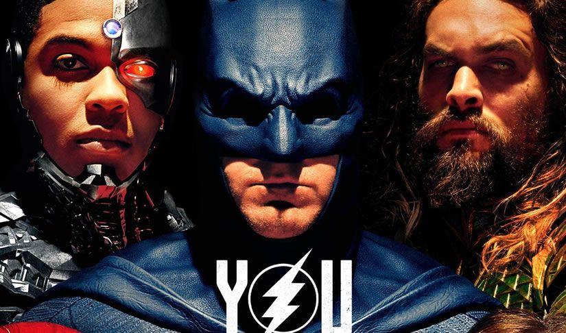 """""""La Liga de la Justicia"""": No os perdáis el nuevo póster oficial de la Comic-Con"""