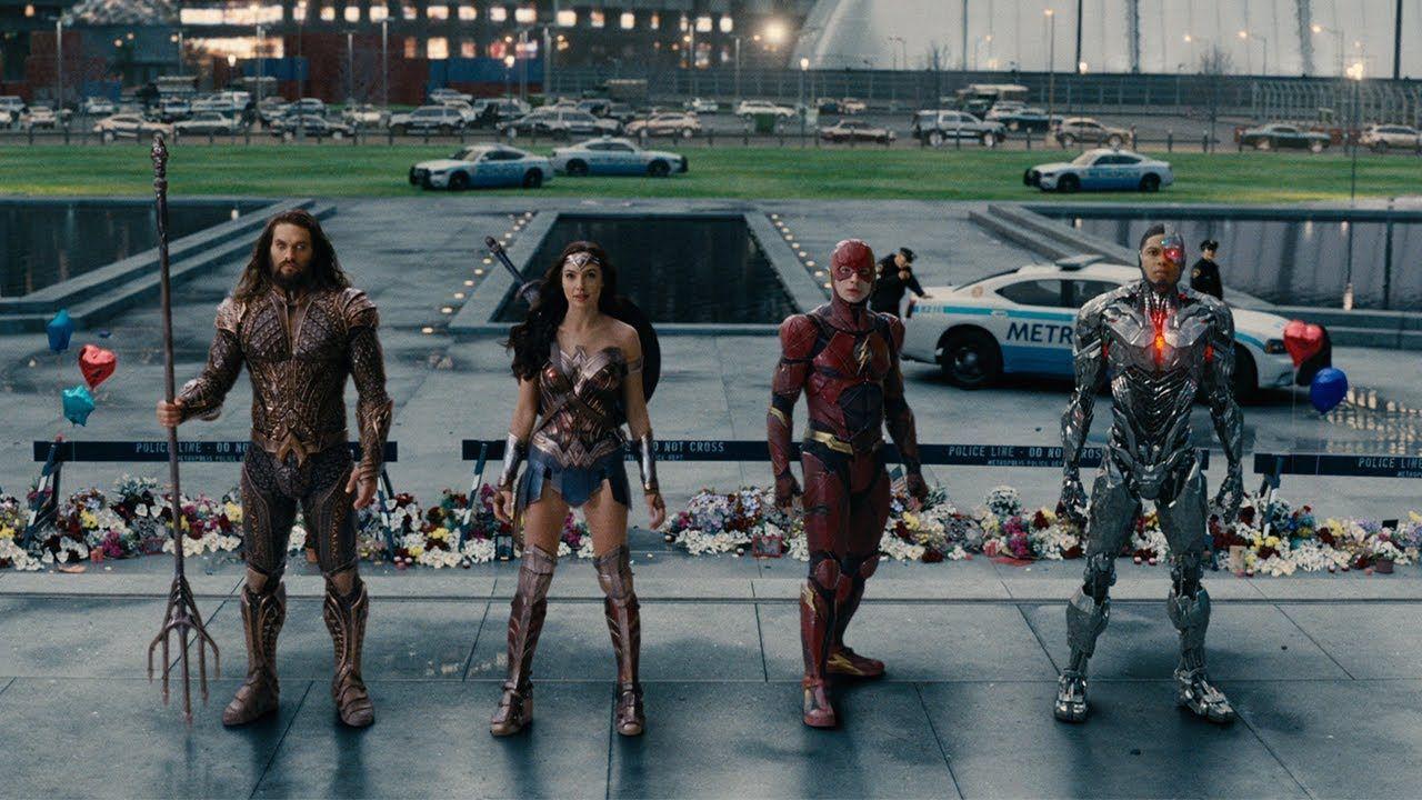 """""""La Liga de la Justicia"""": El nuevo tráiler de la Comic-Con ya está aquí"""