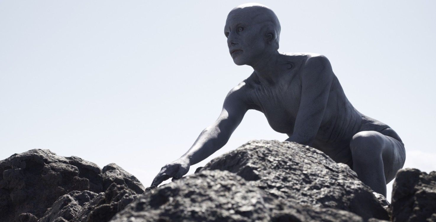 """""""La Piel Fría"""": Póster español de la película que veremos en el Festival de Sitges"""