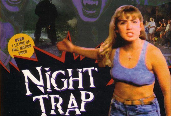 """""""Night Trap"""": La edición 25º Aniversario ya tiene fecha de lanzamiento"""