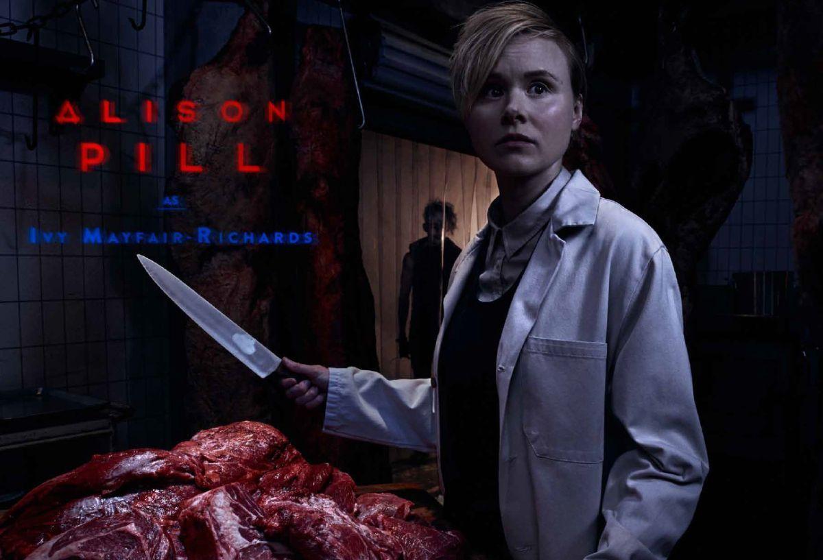 """American Horror Story: Cult"": Primeros pósters de personajes"