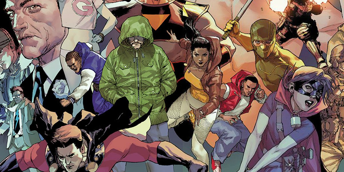 Netflix adquiere Millarworld, la editorial de cómics de Mark Millar