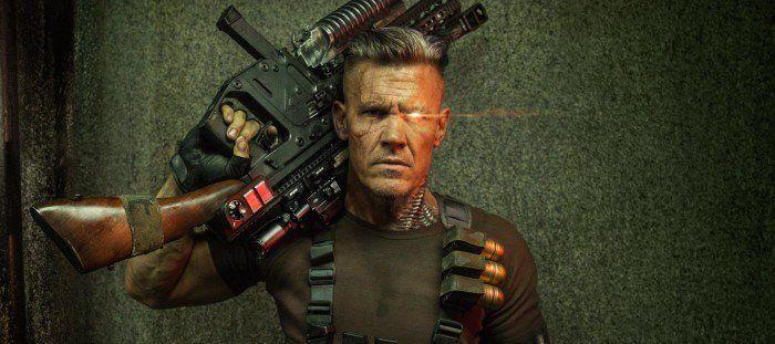 """""""Deadpool 2"""": Primeras imágenes oficiales de Josh Brolin como Cable"""