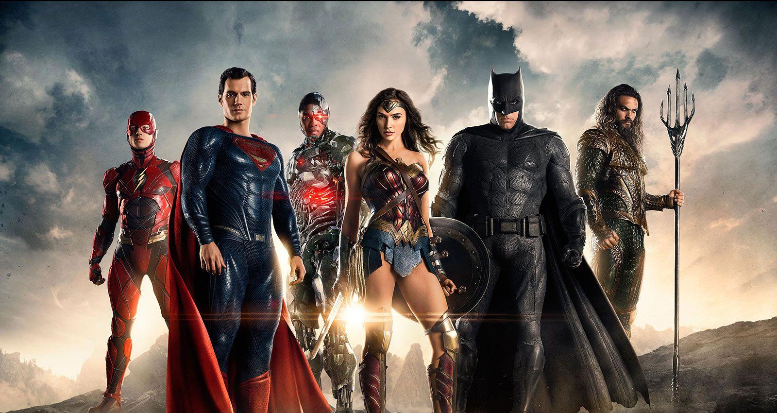 """""""La Liga de la Justicia"""": El nuevo tráiler de la película ahora en español"""