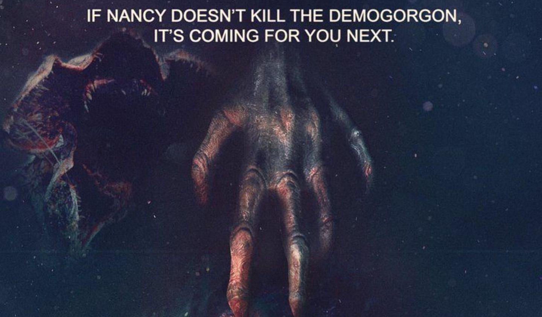 """""""Stranger Things"""": Un alucinante nuevo póster de la serie"""