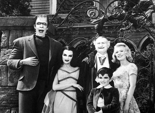 """""""La Familia Monster"""": La NBC ordena (otra vez) un reboot de la serie"""