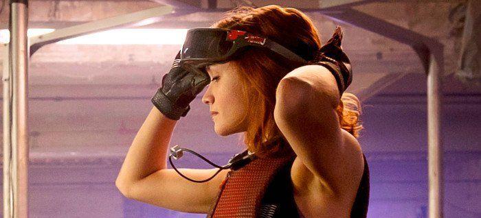 """Ready Player One"": Primera imagen de Olivia Cooke como Art3mis"