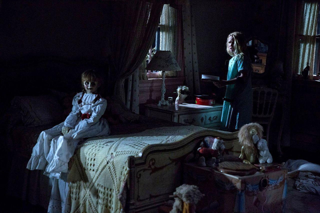 """""""Annabelle Creation"""" arrasa en la taquilla americana en su estreno"""