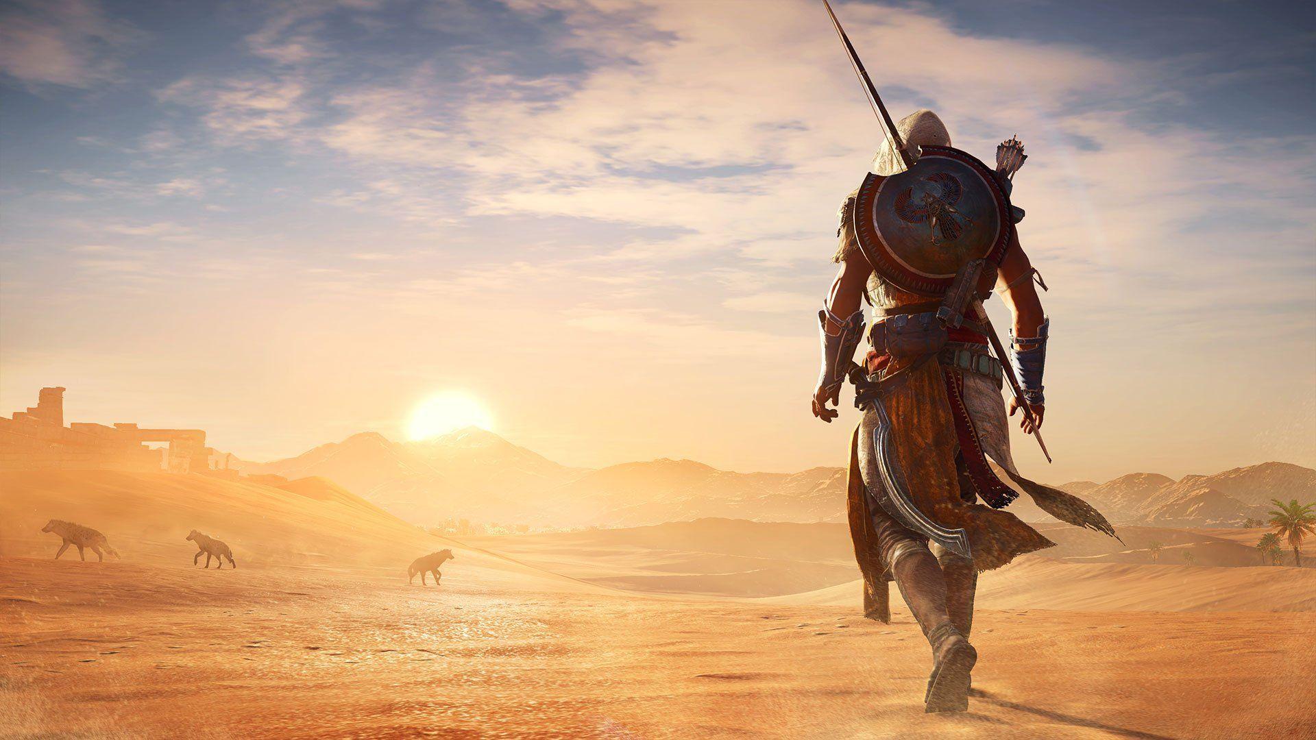 """""""Assassin´s Creed: Origins"""": Tráiler cinematográfico de más de 3 minutos"""