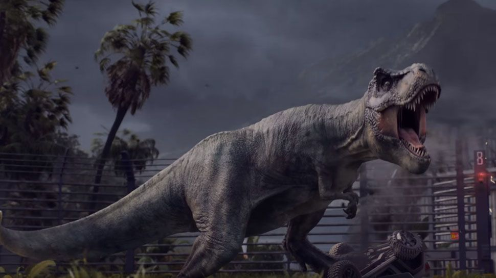 """""""Jurassic World Evolution"""": Primer tráiler del nuevo videojuego de la saga"""