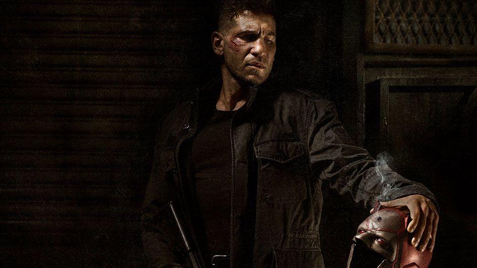 """Netflix muestra la primera imagen de """"The Punisher"""" con su mítico traje"""