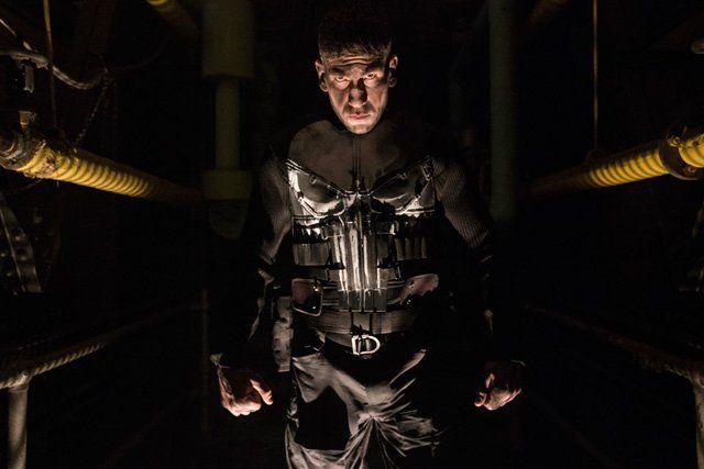 "Netflix hace pública una nueva promo de ""The Punisher"""