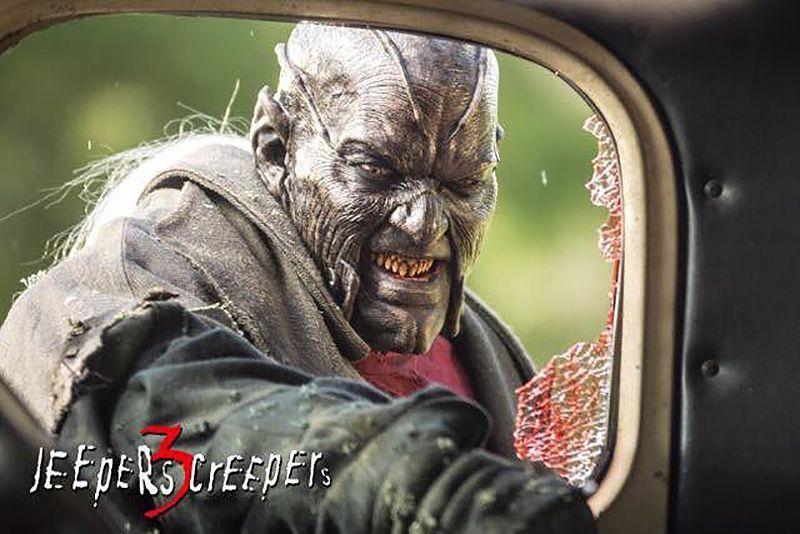 """Jeepers Creepers 3"": La premiere mundial de la película ha sido cancelada"