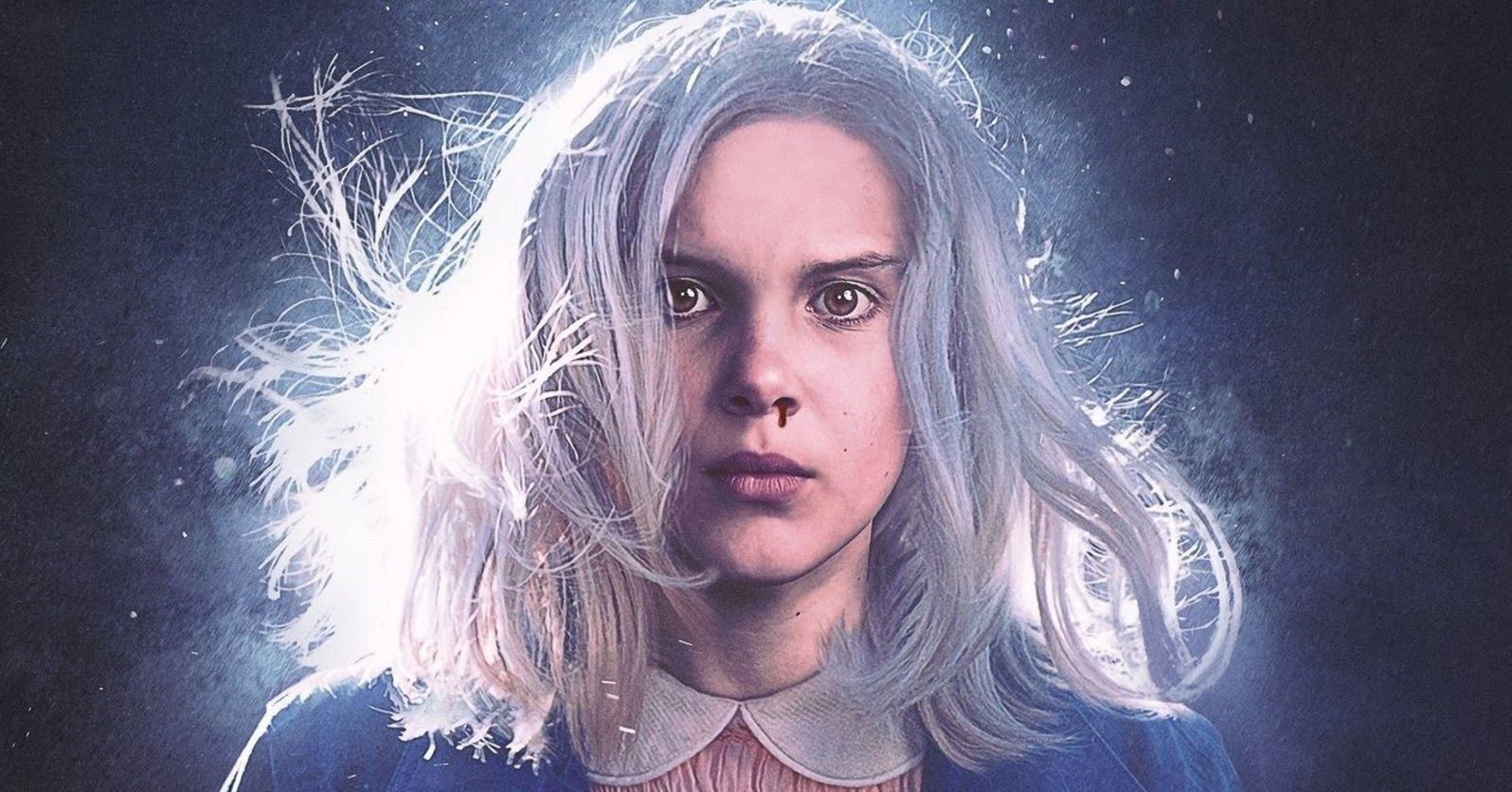 """Stranger Things"": Su póster de esta semana homenajea a ""Ojos de Fuego"""