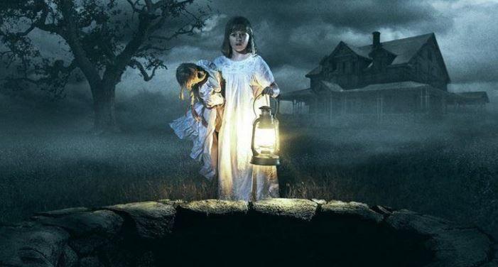 """""""Annabelle Creation"""" ya es el título de terror más taquillero del año"""