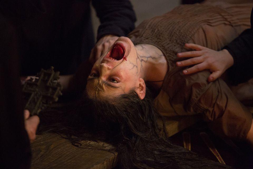 """""""The Crucifixion"""": Un par de nuevos pósters de la película de Xavier Gens"""