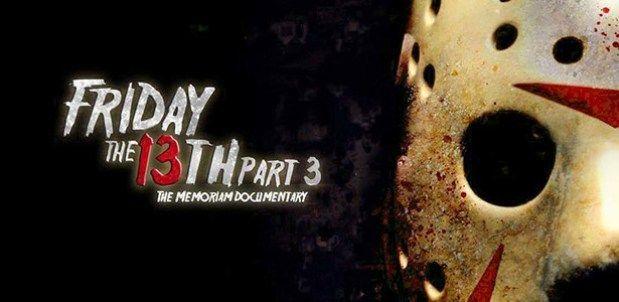 """El documental de """"Viernes 13, 3ª Parte"""" se estrenará el viernes 13 de octubre en USA"""