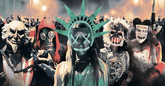 """""""The Purge: The Island"""": Detalles de la nueva entrega que será una precuela"""