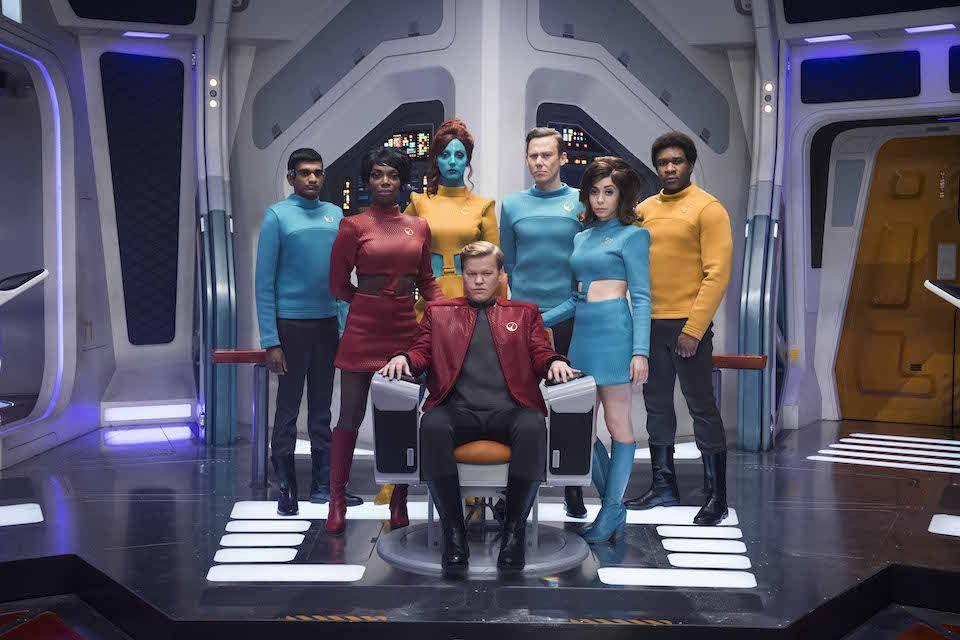 """""""Black Mirror"""": Primeras imágenes oficiales de la cuarta temporada"""